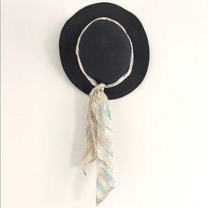 Eugenia Kim Grey Brimmed Hat